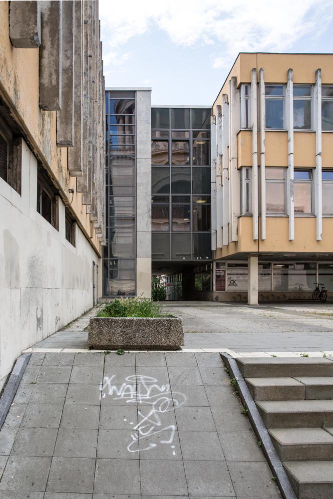 Architekturen des Gebrauchs / Diana und Christopher Falbe